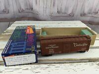chicago 59470 CNW northwestern overland train car boxcar postwar freight toy HO