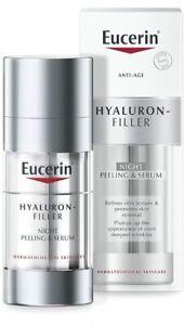 Eucerin Anti-Age Hyaluron Filler Night Peeling & Serum 30ml