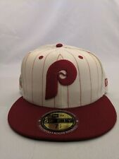 New Era Phillies 1980s World Champions Ultimate Patch 7 1/2 Fitted Cap