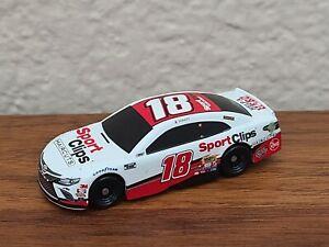 2020 #18 Kyle Busch Sport Clips 1/87 NASCAR Authentics Diecast Loose