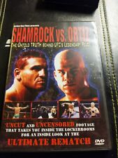 Shamrock vs. Ortiz: The Untold Truth Behind UFCs Legendary Feud (DVD, 2006)