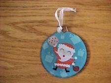 Westfield Shopping Mall 2012 Collector  Santa Christmas Ornament  Canton Ohio