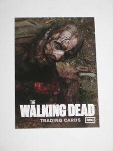 2011 THE WALKING DEAD Cryptozoic Season 1 PROMO Card #P1 ZOMBIE NON-SPORT UPDATE