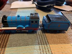Tomy Trackmaster Plarail Edward the Blue Engine Rare