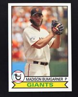 2016 Topps Archives #119 Madison Bumgarner - NM-MT