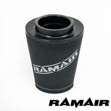 Ramair Induction Foam Filtro aria conico Universale 80mm Offset Neck 164mm alta