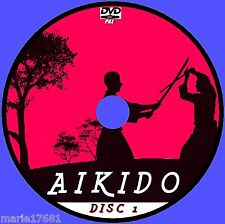 VOL 1 YOSHINKAN AIKIDO VIDEO BEGINNERS INSTRUCTION SIMPLE STEP BY STEP GUIDE NEW