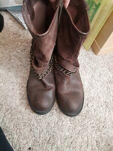 Lipsy Size 8 Boots