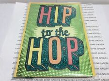 Hallmark Signature Easter Card New In Factory Sealed Plastic Bag Hip To The Hop