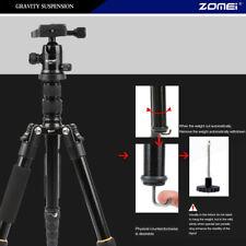 ZOMEI Q666 Pro Portable Aluminium Tripod Monopod Ball Head For Digital Camera DV