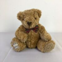 """Small Vintage St Michael Marks & Spencer Connoisseur Brown Teddy Bear Height 6"""""""