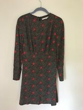 & Other Stories Star Print Dress (Size 4)