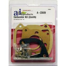 Complete Carb Kit for Case L &LA  w/Zenith Carburetor