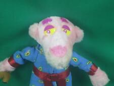 DISCO SMOKING JACKET TOBACCO PIPE PINK PANTHER SAW PLUSH STUFFED ANIMAL 1999