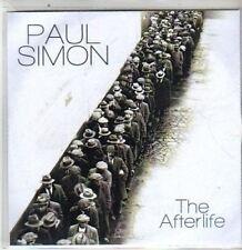 (DA758) Paul Simon, The Afterlife - 2011 DJ CD
