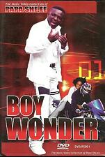 BOY WONDER -THE MUSIC VIDEO COLLECTION OF PAPA SHE,EE - NEW DVD