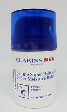 Clarins Men Paris Super Moisture Balm ~ 1.7 Oz ~