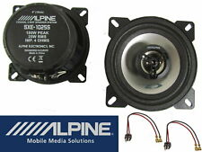 Alpine Audio Lautsprecher Coax System 10 cm 180W Mercedes Benz 190er W201 vorn
