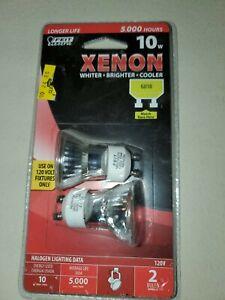Feit Electric 10w Xenon Halogen Bulbs GU10 Base 120v Reflector NIP