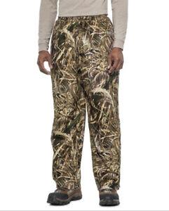 NWT$110 Banded Men's Rainwater Waterproof Camo Realtree Pants Hunting Size 3XL
