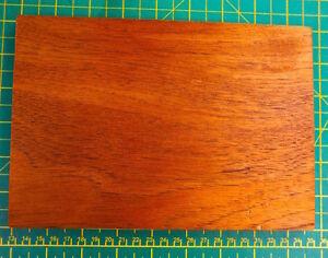 Cedar EXOTIC WOOD for Scales - Straight Cut Razor, Knife Restoration, Cigar Box