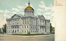HUNTINGTON IN – New Court House – udb (pre 1908)