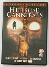 The Hillside Cannibals (DVD, 2007) US Unrated Director's Cut, UK Region 2