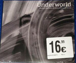 Underworld - Barbara Barbara We Face A Shining Future - Cd Nuovo Sigillato