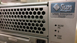 Sun SPARC Enterprise T5220 4-Core 1.2 GHz, 64GB RAM DVD