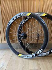 HED Alps 60mm Tubular Wheels Tubular Dura-Ace 10 Speed Used