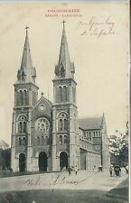 CP Vietnam - Cochinchine - Saïgon - La Cathédrale