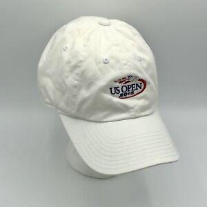 2015 US Open Adjustable Tennis Strapback Cap Hat 100% cotton New York USTA