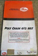 Gates Polychain GT2 14MGT-2520-37