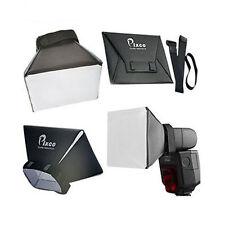 Universal Flash Lámpara suave caja min Difusor Práctico Para Todos SLR Cámaras