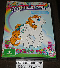 MY LITTLE PONY - THE MAGIC COINS DVD (2 EPISODES) -BRAND NEW SEALED-