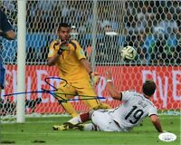 "~~ MARIO GOTZE Authentic Hand-Signed ""Borussia Dortmund"" 8x10 Photo (JSA COA) ~~"