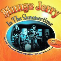 (CD) Mungo Jerry - In The Summertime - Baby Jump, Lady Rose, Hello Nadine, u.a.