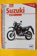 Suzuki DR 650 bis 1996 Reparaturanleitung Handbuch
