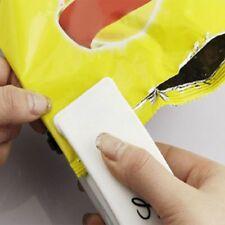 Portable Mini Home Heat Sealing Machine Seal Packing Plastic Bag Sealer Tool