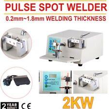 Dental Punktschweißgerät Spot Welder HL-WDII Dental Welding Machine 2000W DEU