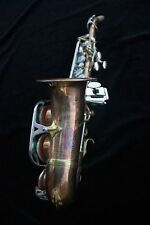 Rampone & Cazzani - New - Soprano sax - Hand Made - Model R1 Jazz - Solid Bronze