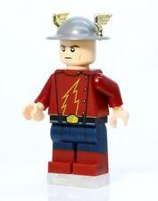 A1006 Lego CUSTOM PRINTED INSPIRED JAY GARRICK MINIFIG cw Flash series inspired