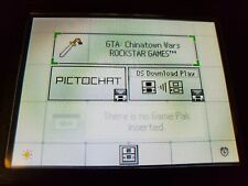 New listing Grand Theft Auto Chinatown Wars Gta Nintendo Ds Authentic Original Tested