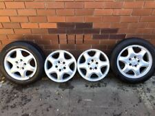 Genuine Mercedes C Class 16 inch Alloy Wheel Set