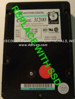 "SSD WD AC31200 3.5"" IDE Drive Replace with this SSD 2GB 40 PIN IDE Card"