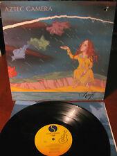 AZTEC CAMERA Knife--LP-  made in USA-1984  testi- Sire- forata