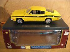 Road Legends 1:18 1969 Plymouth Barracuda