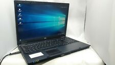 "Portátil laptop hp compaq nx9420 2 GHz 17"" 2 gb ram / 120 hdd"