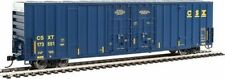HO Scale Walthers Mainline 910-2913 CSXT 173551 60' High Cube Boxcar Plate F