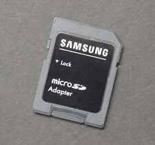 SAMSUNG 8GB CLASS4 MICRO SDHC MEMORY CARD with Adapter EH2102